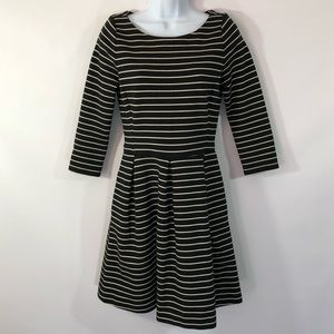 Perfect Banana Republic Fit and Flare Dress